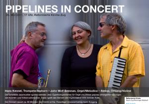 Pipeliens in concert